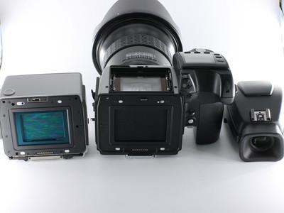 哈苏 HASSELBLAD H5D40 带 HCD 35-90/4.5-5.6 镜头 套机