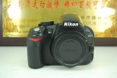 90新 尼康 D3100 数码单反相机 1400万像素 可置换