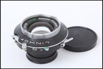 林选施耐德Schneider 150/5.6 4X5大画幅座机镜头