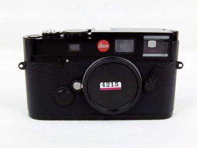 包装齐全的徕卡Leica M6 黑漆