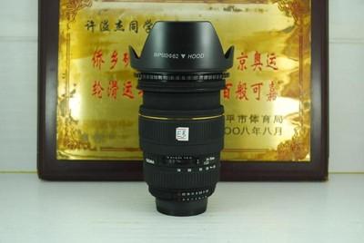 尼康口 适马 24-70 F2.8 macro 二代 镜头 全幅恒圈挂机 可置换
