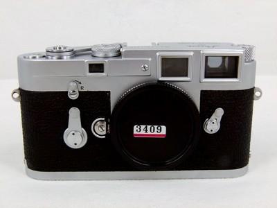 徕卡Leica M3银色
