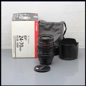 canon 佳能 24-70 EF24-70mm f/2.8L USM (支持置换 收购)