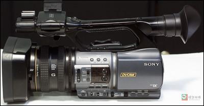 索尼 DSR-PD198P 数码摄像机 磁带机 PAL 制式