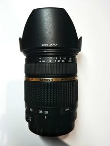 腾龙 SP AF 28-75mm F2.8 (佳能口))--刚被拍下