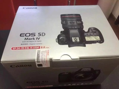 佳能 EOS 5D Mark IV 5D4带票