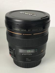 佳能 EF 20mm f/2.8 USM 广角镜头 支持置换 天津福润相机