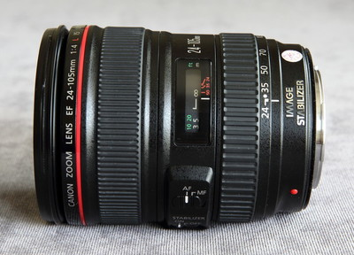 99新 佳能 EF 24-105mm f/4L IS USM