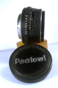 孔雀DF标准镜头 ( 华光版本 2 \ 50 )