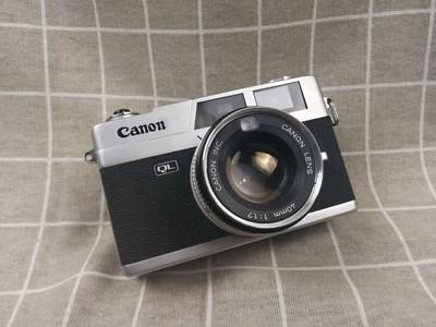 佳能Canonet QL17旁轴二代