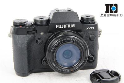 Fujifilm/富士 X-T1 xt1 +27/2.8 数码微单相机套机 实体现货