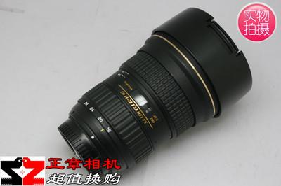 图丽 AT-X 16-28mm f/2.8 PRO FX 全画幅 超广角变焦镜头 95新