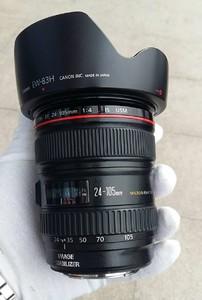 佳能 EF 24-105mm f/4L IS USM成色不错 可置换回收!