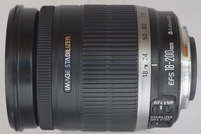 佳能 EF-S 18-200/3.5-5.6 IS(NO:0438)