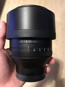 索尼FE 85mm f/1.4 GM