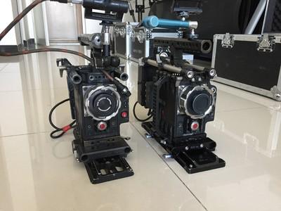 拍摄旺季,特价出两台RED EPIC 5K电影机