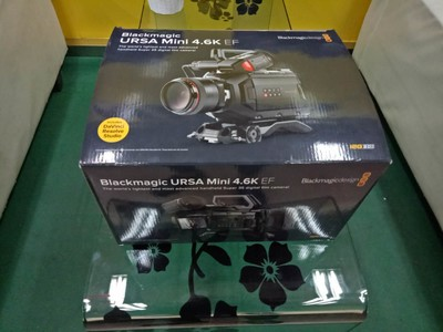 Blackmagic URSA Mini 4.6K 专业电影机
