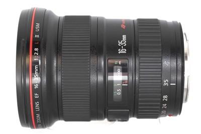 转让佳能 EF 16-35mm f/4L IS USM