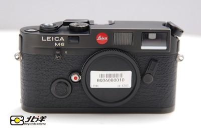 95新徕卡LEICA M6胶片机身(BG06080010)