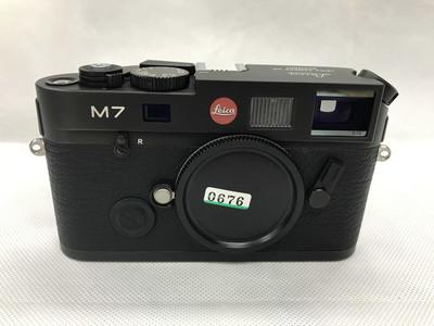徕卡/Leica M7 0.72 旁轴相机 黑色 *超美品*