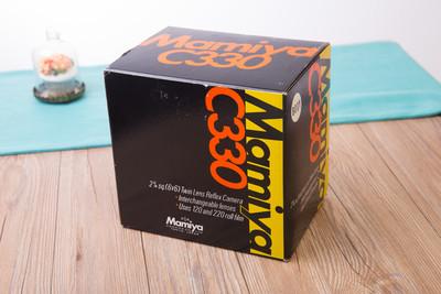 全新 Mamiya C330 玛米亚中画幅双反相机