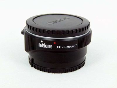 Metabones  EF-E mount