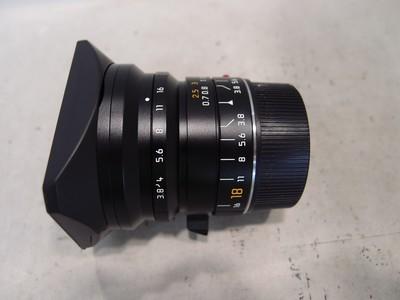 98新 徕卡 Super-Elmar-M 18/ 3.8 ASPH 镜头!