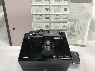 99新leica/徕卡M6股票机带灰字版35/1.4ASPH,收藏品.全球996套