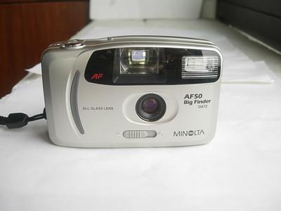 极新美能达AF50自动对焦35mm定焦镜头相机,送皮套挂绳,收藏使用