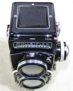 禄来 2.8E 施耐德Xenotar 80/2.8 双反胶片机