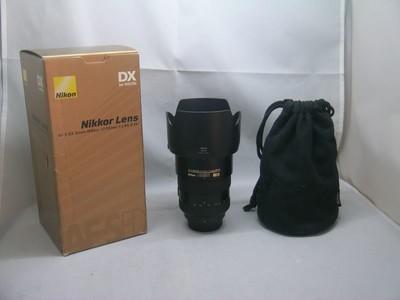 出售 95新 尼康 AF-S DX 17-55mm f/2.8G 包装齐全 请看图片