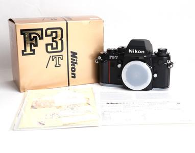 【库存新品】NIKON/尼康 F3/T HP Titan钛合金机身 限量版