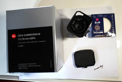 Leica Summicron-M 35 mm f/ 2 (IV)