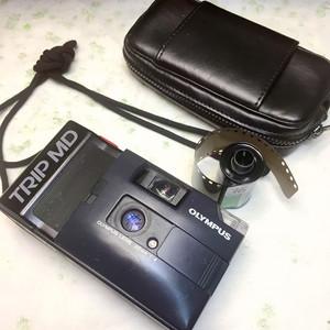Roc___Olympus/奥林巴斯 TRIP MD 稀少135胶片傻瓜机ps胶卷相机
