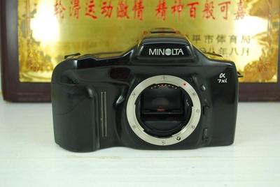 MA口 美能达 a7xi 135胶卷电子单反相机 胶片机 收藏模型道具