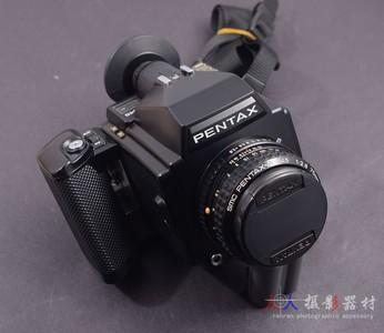 PENTAX 宾得 相机 645+75/2.8 75mm F2.8