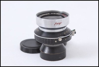 林选施耐德 Schneider Super-Angulon75/8 大画幅座机镜头