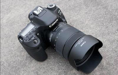佳能 80D搭配18-135/18-200/24-105单反镜头