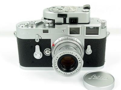 ◆◆◆ 徕卡 Leica 经典 M3 带50/2.8 美品 套机 ◆◆◆
