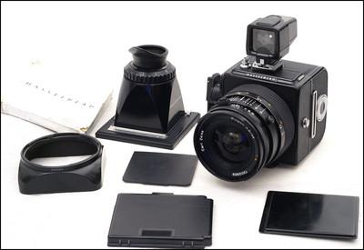 哈苏 Hasselblad 903SWC 标钢 38/4.5 CF T* 超多配件 实用首选