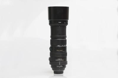适马 APO 150-500mm f/5-6.3 DG OS HSM
