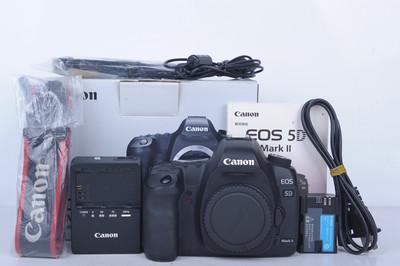 80新二手Canon佳能 5D2 单机 无敌兔 高端相机(B4278)【京】