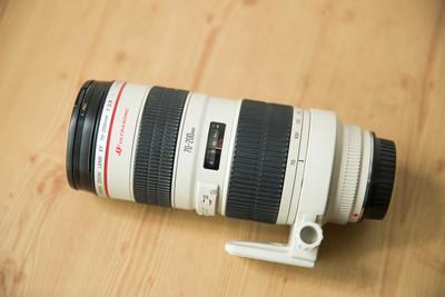 自用千亿国际娱乐官网首页 EF 70-200mm f/2.8L USM(小白)很新