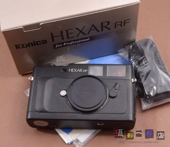 Konica 柯尼卡 巧思 HEXAR RF 成色好 99新 有包装