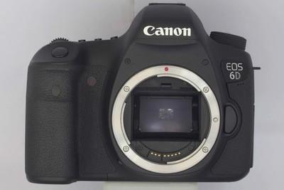 【全画幅专业数码相机】佳能 6D(NO:3601)