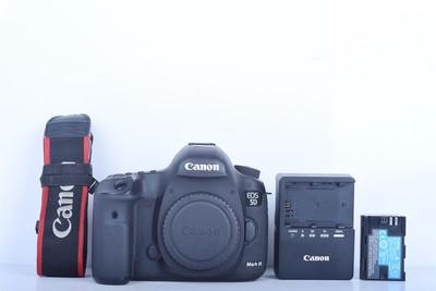 95新二手 Canon佳能 5D3 单机 高端单反 无敌三(B1521)【京】