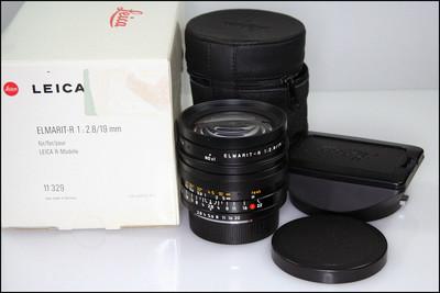 徕卡 Leica R 19/2.8 ELMARIT-R II ROM 带包装