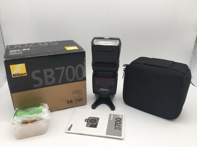 95新带包装尼康 SB-700闪光灯 SB700