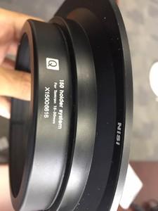 耐司150滤镜支架、海大减光镜ND1000、软渐变滤镜GND 0.9
