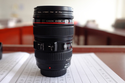 99新自用佳能 EF 24-105mm f/4L IS USM  入定出变